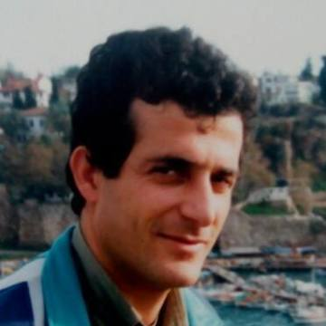 Maşallah Baktagül, 53, Izmir, Turkey