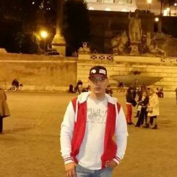 Relu Laur, 31, Rome, Italy