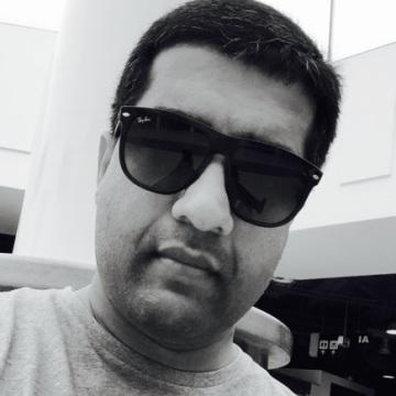 James Mathew, 38, Dubai, United Arab Emirates