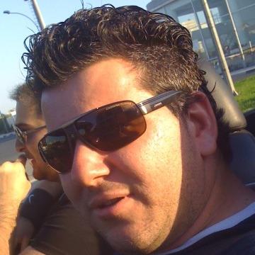 Emmanouil Drosopoulos, 29, Larnaca, Cyprus