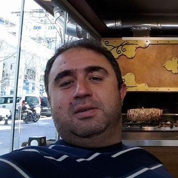 Ismail Özer, 41, Izmir, Turkey