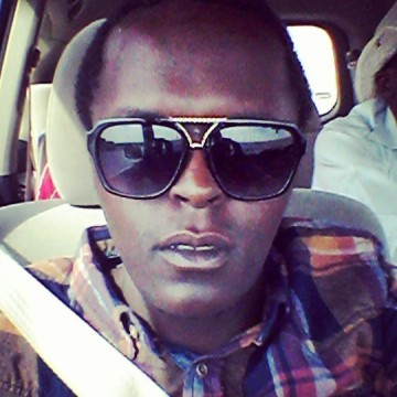 Amar Amar Shakur, 26, Nairobi, Kenya