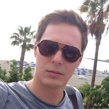 Igor Korotin, 30, Santa Cruz De Tenerife, Spain