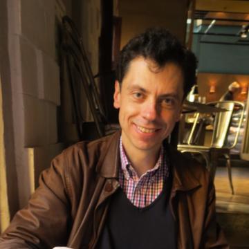 Federico Roa Arboleda, 38, Bogota, Colombia