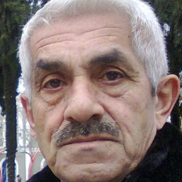 Qorxmaz Ibrahimov, 62, Imishli, Azerbaijan