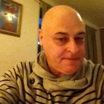 John Thomas, 53, London, United Kingdom