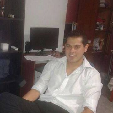 Marcos Valdez, 32, La Rioja, Argentina