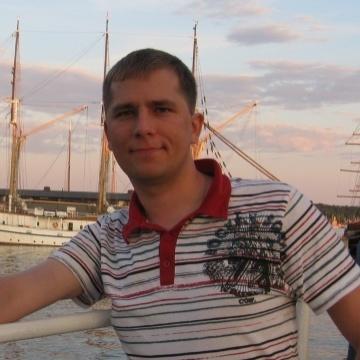 Vitaly Pavlenko, 35, Oslo, Norway