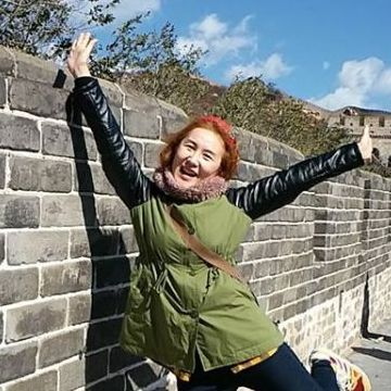 Sarah, 42, Seoul, South Korea