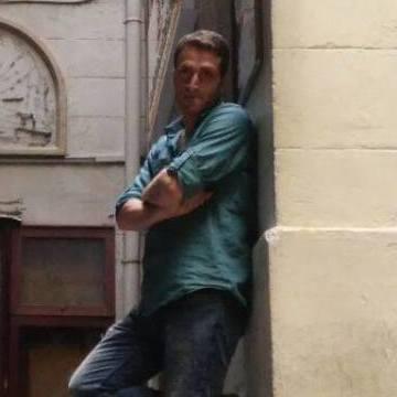 Cenap Cici, 31, Istanbul, Turkey