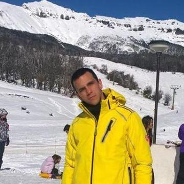 Emiliano Centurioni, 31, Neuquen, Argentina