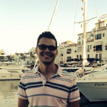 Carlos rodriguez, 36, Granada, Spain