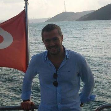 Kerem Aycibin, 37, Istanbul, Turkey