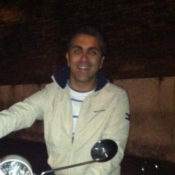 Murat Brk, 36, Istanbul, Turkey