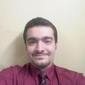Mohamed Essam, 29, Cairo, Egypt
