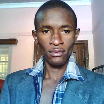 sephen paul, 26, Nairobi, Kenya
