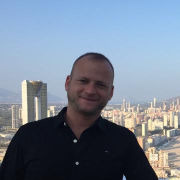 Alberto, 36, Barcelona, Spain