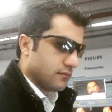 Suat Güney, 32, Istanbul, Turkey