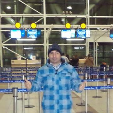 Angelo Eduardo Casanueva Alvear, 47, Santiago, Chile