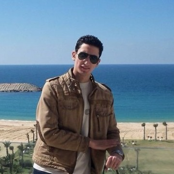 Ibrahim, 26, Sharm El-sheikh, Egypt