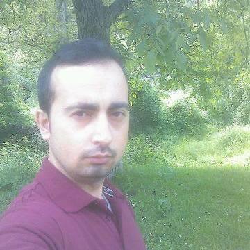 Yalçın Kara, 34, Kastamonu, Turkey