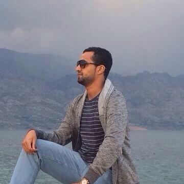 Qusai, 24, Muscat, Oman