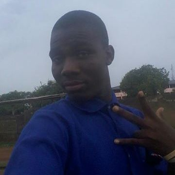 ericmensah, 21, Accra, Ghana