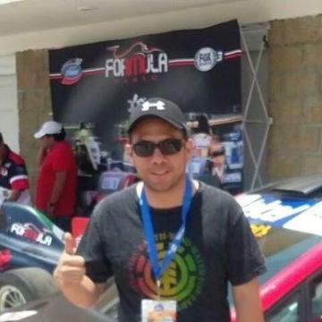 Gerardo Garay, 36, Leon, Mexico