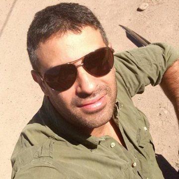 Moro Ibañez, 40, Mendoza, Argentina