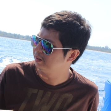 Jim Saputra, 33, Jakarta, Indonesia