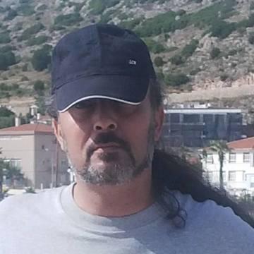 Omur Aydin, 41, Izmir, Turkey