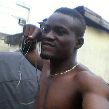 AFEEZ, 28, Lagos, Nigeria