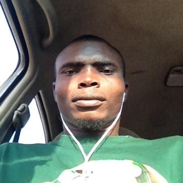 Prince Richard, 30, Accra, Ghana