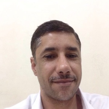 Mo Ebrahim, 47, Sharjah, United Arab Emirates