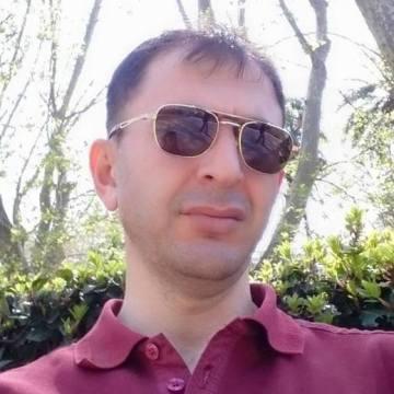 Murat Tekin, 35, Rome, Italy