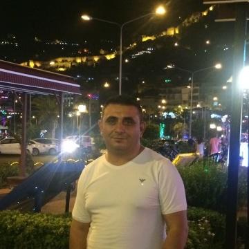 Edip Oğuz, 39, Antalya, Turkey