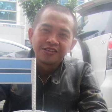 Hikmat Nugraha, 38, Bandung, Indonesia