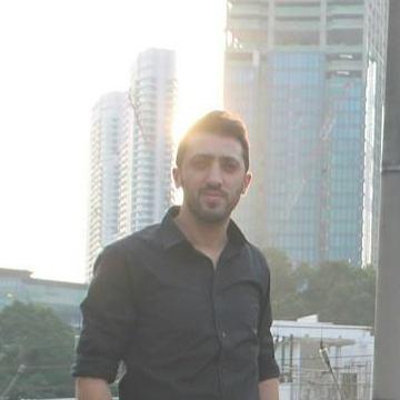 Mohamed Ahmed, 31, Abu Dhabi, United Arab Emirates