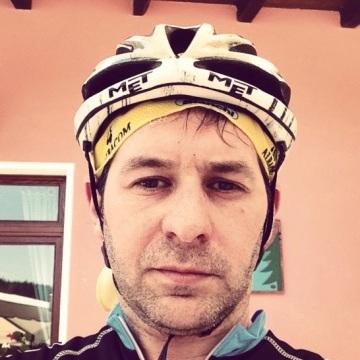 Fabrizio Cravino, 43, Mailand, Italy