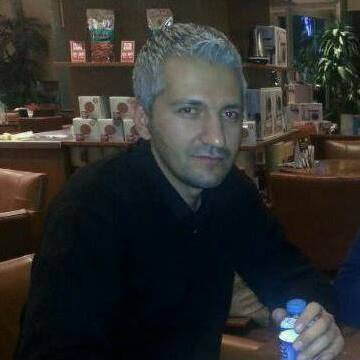Suat Gönen, 35, Istanbul, Turkey