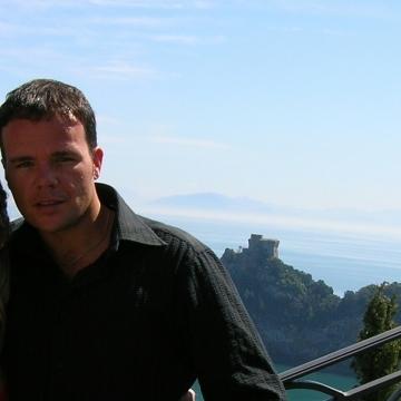 Carlo Dupuis, 41, Napoli, Italy