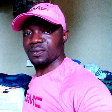 Usman Abbey, 30, Abeokuta, Nigeria
