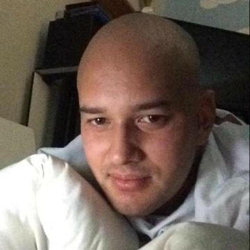 David Leon, 34, Tulsa, United States