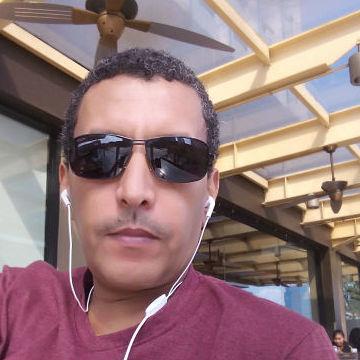 Hussain Alshareef, 43, Jakarta, Indonesia