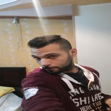 Mgdy Ebrahim, 27, Cairo, Egypt