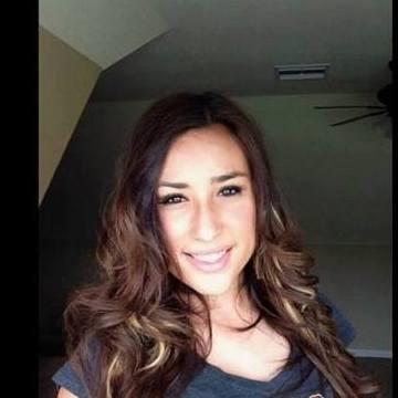 Angelina Jacob, 31, Los Angeles, United States