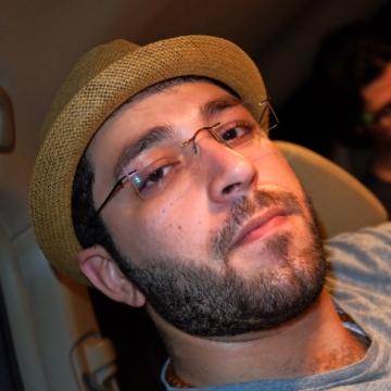 Abdullah , 30, Jeddah, Saudi Arabia