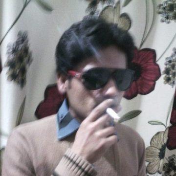 qaim, 25, Lahore, Pakistan