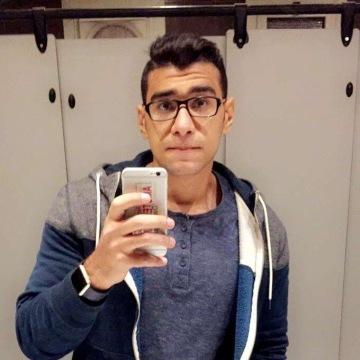 Bassem, 20, Mansoura, Egypt