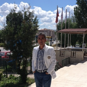 Erol Fidancan, 47, Ankara, Turkey